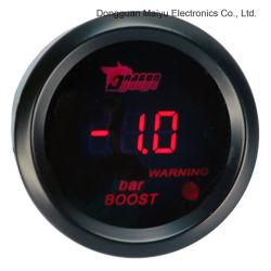 Temperatura di olio automatica chiara blu dell'automobile del calibro 52mm Sunglassesl Digital