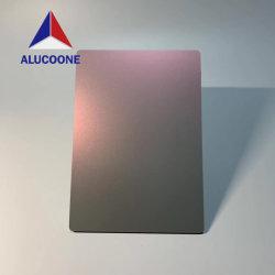 중국 최고의 가격 2m 너비 15mm 두꺼운 플라스틱 시트 Alucoone ACP PE/PVDF 최대 금속 패널