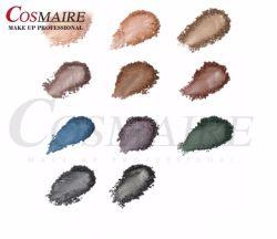 Espelho de pó de pigmento mineral natural para os olhos