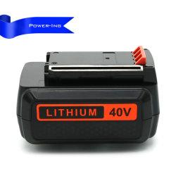 La puissance des outils personnalisés de haute qualité Batterie pour Black & Decker 40V