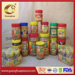Crema de alta calidad /crujiente /Pure mantequilla de maní clásico