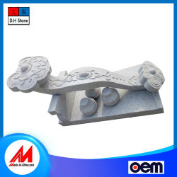 La producción profesional mármol natural piedra de granito tallado Artesanal de jardín
