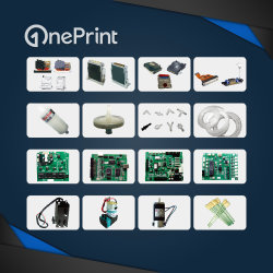 印字機のデジタル・プリンタの予備品