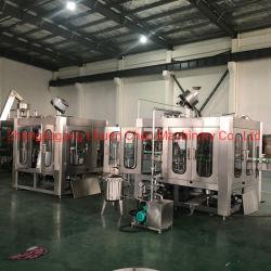 750ml 유리병 양조주 맥주 충전물 기계/병에 넣기 장비