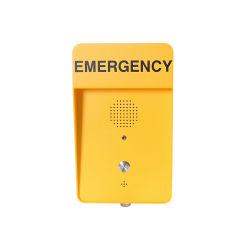 مجموعة هاتف قياسية قياسية سهلة التركيب لنداء النجدة في حالات الطوارئ عبر بروتوكول VoIP