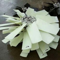 Über Produkte zerteilt Abwechslungs-Luftverdichter Ventilatorflügel