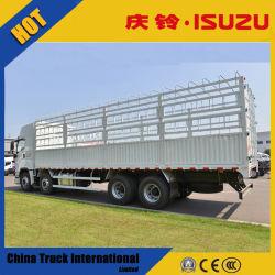 De Zijgevel van China Isuzu Giga Vc61 8*4 460HP neemt Vrachtwagen op