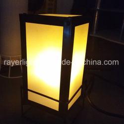 Décoration extérieure LED lanterne de jardin pour la Toussaint