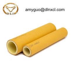Koker de op hoge temperatuur van de Rol van de Weerstand Pbo/Kevlar voor Industrie van de Uitdrijving van het Aluminium