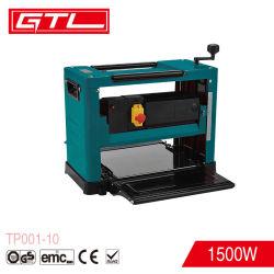 machine à bois 1500W raboteuse de surface raboteuse d'épaisseur du bois (TP001-10)
