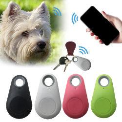 Mini Bluetooth resistente al agua Anti-Lost Tracer Mascotas Smart Tracker GPS Buscador de dispositivo de seguimiento de los niños