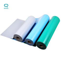 Толщиной 2 мм до высокой температуры сопротивление средней твердости статических разрядов резиновый коврик для таблицы