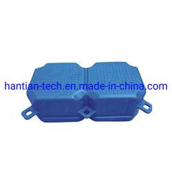 Pontone modulare del cubo dell'HDPE di plastica differente di colore per lo sport di acqua e lo svago