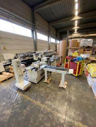 Doppia perforazione del collegare e macchina obbligatoria per il taccuino nella fabbrica dell'Europa