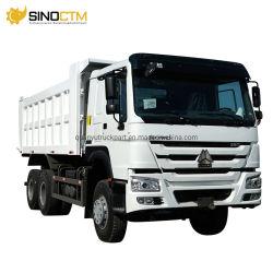 السعر الساخن Sinotruk HOWO 336 HP 6X4 شاحنة / تفريغ شاحنة جديدة ومستخدم