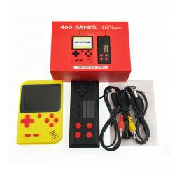 400 d'origine de la console de jeux rétro vidéo Joueur de jeu portable pour les enfants