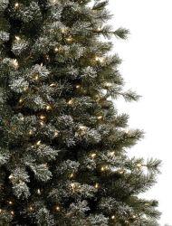 Weihnachtsweißer Partei-Fliegen-Schnee-Spray