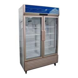 Ventilator, der Handelssupermarkt-vertikalen Getränk-Bildschirmanzeige-Kühlraum abkühlt