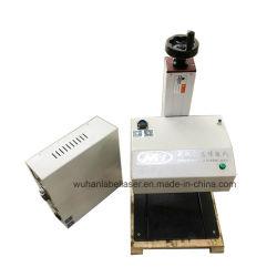 Permanentmarkierungseffekt pneumatische Markiermaschine für Vin-Zahl/Etiketten