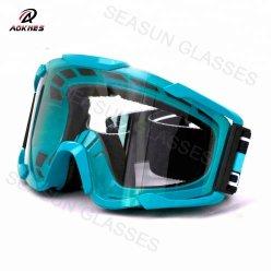가장 새로운 대중적인 작풍 Motocross 활동 유리는 UV 방어를 가진 반대로 긁는다 기관자전차 고글을 도착한다
