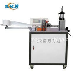 Nastri ultrasonici automatici della tagliatrice che piegano la tagliatrice delle cesoie
