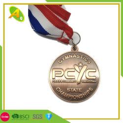 Leuchtende kundenspezifische Schwimmen-Medaillen für Ehre (158)