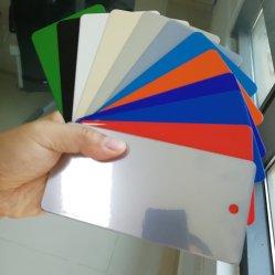 Custom époxy électrostatique enduit de poudre polyester résistant à la chaleur de la peinture