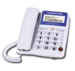 Telefono di identificazione di visitatore, telefono Corded, telefono domestico, prezzo più basso, telefono Handsfree,