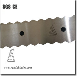 Lamierina delle cesoie della vergella di H12K H13K Hmc Hmk/serie delle lame per la barra metallurgica che divide tosatura per il taglio di metalli del ferro