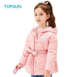 New Fashion Design Winter Boys giacca Shicken Down con cappuccio Giacca per bambini