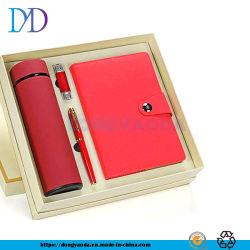 Empresa dons comemorativas exercício conjunto de oferta Notebook empresa titular do cartão chaveiro tampa da caneta