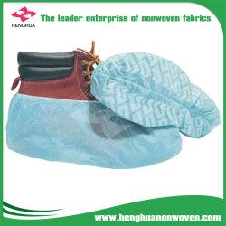 Elástico de plástico desechables Cubrezapatos de polipropileno tejido textil no tejido