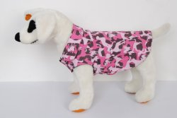À l'intérieur en polaire étanche de remplissage PET Poly Vêtements Veste de chien