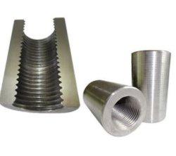 Stahlstab-mechanische Spleiß-Verbinder-Verstärkungsrebar-Koppler