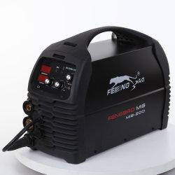 Fil de 5 kg de gaz/aucun gaz 180amp Machine de soudage MIG/MAG Soudeur onduleur