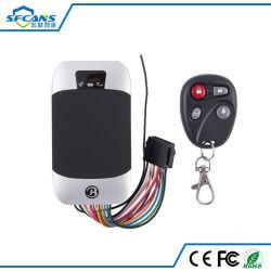 装置を追跡する携帯用携帯電話車GPSの手段