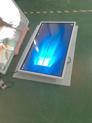 Un kiosque interactif avec IR touch et PC