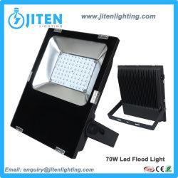 Boîtier en aluminium lampe extérieur intégré industriel Projecteur à LED