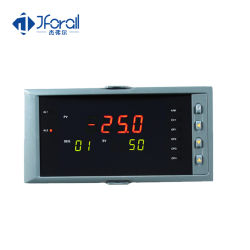 50 Programa de tempo programável de Segmento de alta precisão de controlador de temperatura PID digital inteligente