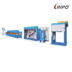 機械を作る中国のデッサンのキャプスタンの銅/アルミニウムワイヤー延伸機/データケーブル