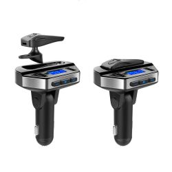 V6-carkit draadloze MP3-speler telefoonoplader Bluetooth-headset Handsfree-oproepkit