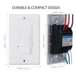 Mur de LED de la touche de l'atténuateur de 0-10V Feux à LED