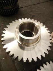 Зубофрезерные и зубошлифовальные цилиндрические зубчатые колеса на заказ