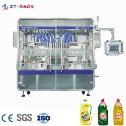 自動芳香剤または殺虫剤または化粧品のスプレーの最高速度のエーロゾルの充填機ライン満ちるシーリング機械