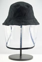 Cappello protettivo della benna del cotone della visiera con il coperchio trasparente di TPU