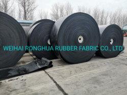 Boa qualidade Industrial de Alta Resistência Ep Nn Cc correia transportadora de borracha de poliéster para a mineração de carvão vegetal de Aço de cimento