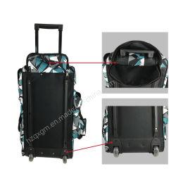Nuevo diseño camilla con ruedas de un electricista, bolsa de herramientas
