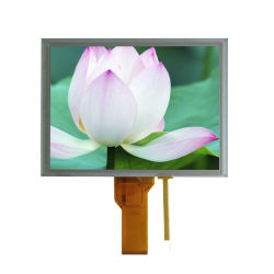 8 pouces de 1024*768 Lvds TFT LCD gros module IPS avec écran tactile