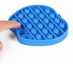 giocattoli educativi di vendita caldi di irrequietezza del pioniere del roditore dei giocattoli del giocattolo sensoriale di compressione delle bolle di schiocco di spinta 2021amazon
