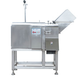 Groentesnijmachine Radici En Aardappelkapmachine Vegetarische Dicing Machine